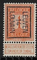 Leuven 1914 Typo Nr. 47B - Precancels