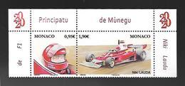 Monaco 2020 - Niki Lauda ** - Monaco