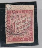 Majunga 21 Mai 10 S /  Taxe N° 22 Colonies Générales - Oblitérés