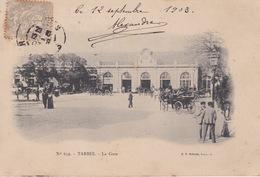 Tarbes - La Gare - 1903 - Tarbes