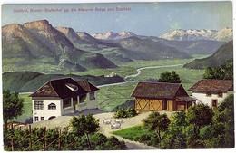 BOLZANO BOZEN STALLERHOF DIE MERANER  BARGE UND ETSCHTAL - Bolzano (Bozen)