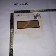 FB0395 STORIA POSTALE DA TRIESTE ARM SRL - 1946-60: Marcophilia