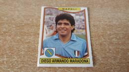 Figurina Calciatori Panini 1990/91 - 241 Maradona Napoli - Edizione Italiana