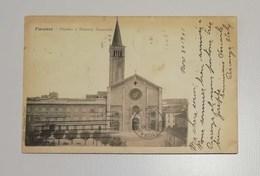 Cartolina Postale Piacenza-Duomo E Palazzo Vescovile, Per Derby 1901 - Piacenza