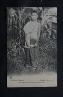 LAOS - Carte Postale - Fille De Mandarin Du Moyen Laos ( Savannaket ) - L 58177 - Laos