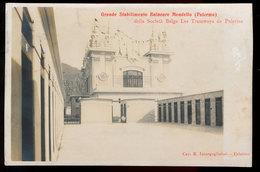MONDELLO (PALERMO) FOTOGRAFICA 1913 - Palermo