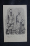 LAOS - Carte Postale - Le Thiao Kromakoum De Luang Prabang, Officier De La Légion D'Honneur Et Sa Femme - L 58179 - Laos