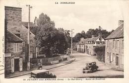 61 Juvigny Sous Andaine Le Bas Bourg Route De Domfront - Juvigny Sous Andaine