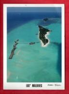 "MALDIVES . "" LUX MALDIVES . PHOTO MICHEL FRIEDEL - Réf. N°10189 - - Maldives"
