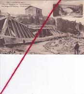 CP 62 -   AVION   -Pont Du Chemin De Fer - Rue Prudhoimme - Avion
