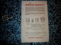 Publicité Très Vieux Papier  Buvard Agriculture Bouillie Rouch .Frères. Année ? (dans Son Jus) - Papel Secante
