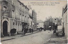 76     Forges Les Eaux Rue De La Republique Hotel Du Mouton - Forges Les Eaux