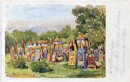 JUDAÏCA - Wolhynische Städtebilder - Cachets Militaires - Prisonnier De Guerre (118998) - Judaisme
