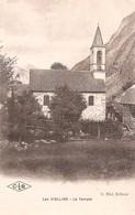 FREISSINIERES - LES VIOLLINS - Le Temple Protestant - France