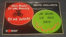 Moto Collants  : Carte Autocollante - Auto- Collant Dorchy ::  Illustrateurs --------- 540 - Ansichtskarten