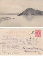 MONTENEGRO CRNA GORA SKRADARSKO JEZERO LAKE SKADAR LAC SCUTARI Shkoder Shkodra VIR-BAZAR 1907 - Montenegro