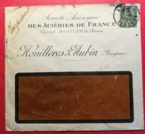 Perforé AFA-SA Des Aciéries De France Aubin Aveyron-Ancoper AFA 84 - Francia