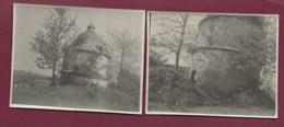 150420G - 2 PHOTOS 1921 - 31 Près ST MARTORY Pigeonnier Ancien Couvent Cistercien De Bonnefont - Altri Comuni