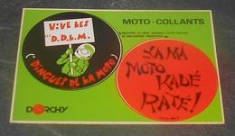 Moto - Collants : Carte Autocollante - Auto - Collant Dorchy ::  Illustrateurs --------- 540 - Ansichtskarten
