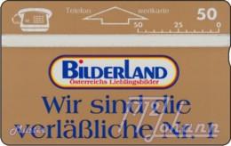 """TWK Österreich Privat: """"Bilderland - Nr.1"""" Gebr. - Autriche"""