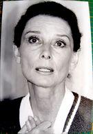 """CINEMA AUDREY HEPBURN  VEDETTES STARS  """"50 -60""""   PHOTO ORIGINALE 1988 - Berühmtheiten"""