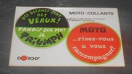 Moto-collants : Carte Autocollante - Auto - Collant Dorchy ::  Illustrateurs --------- 540 - Ansichtskarten