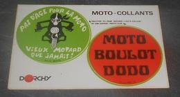Moto- Collants  : Carte Autocollante - Auto - Collant Dorchy ::  Illustrateurs --------- 540 - Ansichtskarten
