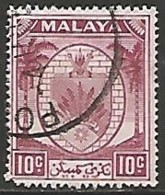 MALAISIE / NEGRI-SEMBILAN N° 47 OBLITERE - Negri Sembilan