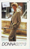 Télécarte *  MODE - FASHION (89) * JOLIE FEMME - NICE GIRL * Japan Phonecard - Frau* - Fashion