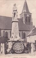 59-LANDAS- LE MONUMENT-ANIMEE - France