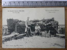 CPA  (55) Meuse - La Grande Guerre 1914-1945 - KOEUR LA PETITE - Poste Avancé - Autres Communes
