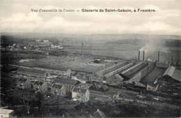 Belgique - Floreffe - Franière - Glacerie De Saint-Gobain - Vue D' Ensemble De L' Usine - Floreffe