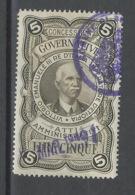 Italia - Fiscali - Concessione Governativa - 1900-44 Vittorio Emanuele III