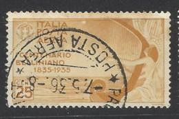 Italia - 1935 - Usato/used - Bellini - Sass N. A90 - Usati