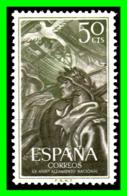 ESPAÑA SELLO AÑO 1956  XX ANIVERSARIO DEL ALZAMIENTO NACIONAL - 1951-60 Nuovi