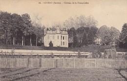 LUCEAU - Château De La Françoisière - Autres Communes