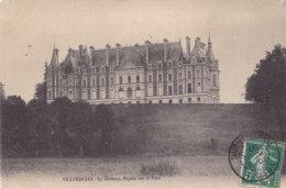 Villersexel (70) - Le Château - Façade Sur Le Parc - France