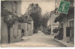 46 VAYRAC  Avenue De La Gare - Vayrac