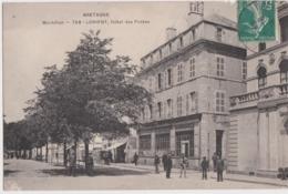Bv - Les Rares Cpa De LORIENT - Hôtel Des Postes (vente Sur 7 Jours) (MTIL) - Lorient