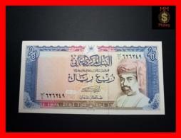 OMAN ¼  Rial 1989  P. 24  UNC - Oman