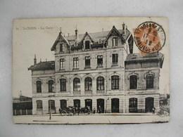 SAINT OUEN - La Gare (animée) - Saint Ouen