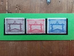 URUGUAY - Olimpiadi Amsterdam 1928 - Nn. 371/73 Nuovi * + Spese Postali - Uruguay