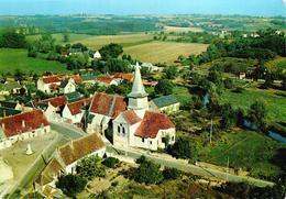 Carte 1960 Graçay : St Outrille Et Eglise Romane Du 11 Ième Siècle Vue Aérienne - Graçay
