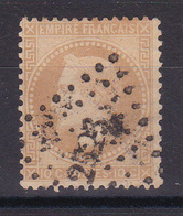 D145 /  LOT NAPOLEON N° 28B  OBL COTE 8€ - 1863-1870 Napoléon III Lauré