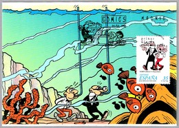 COMIC ESPAÑOL - MORTADELO Y FILEMON. Madrid 1998 - Comics