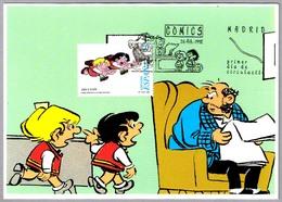 COMIC ESPAÑOL - ZIPI Y ZAPE. Madrid 1998 - Comics