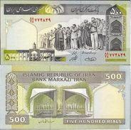 Iran 500 Rials 2003 - 2008 UNC - Irán