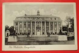 I2- Germany Vintage Postcard- Beelitz, Tbc-Heilstatten Tangerhutte - Beelitz