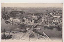 27722 AIGUES MORTES - Vue Panoramique Verrerie Gare Prise Tour Constance -875 ELD - Aigues-Mortes