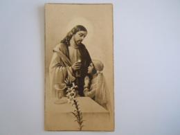 Communie José Leenders 1937 Boorsem Prentje Image Pieuse Holy Card Santini NB G/1000 Italy - Devotion Images
